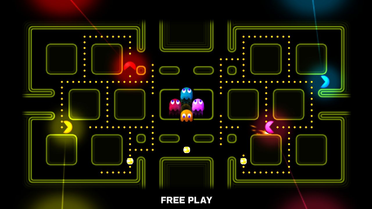 Pac-Man Museum Cancelled for 3DS & Wii U