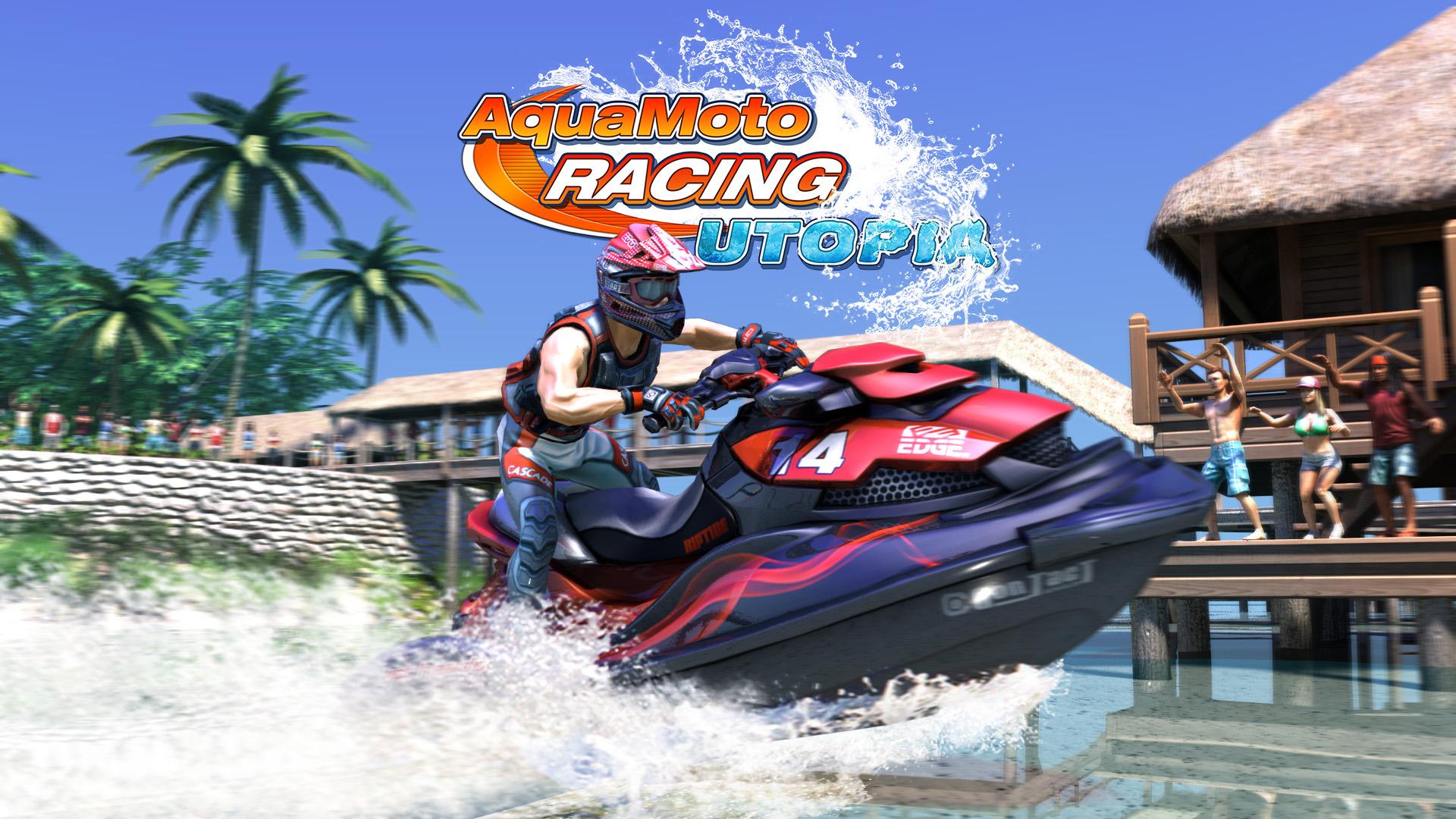 Aqua Moto Racing Utopia Preview Trailer