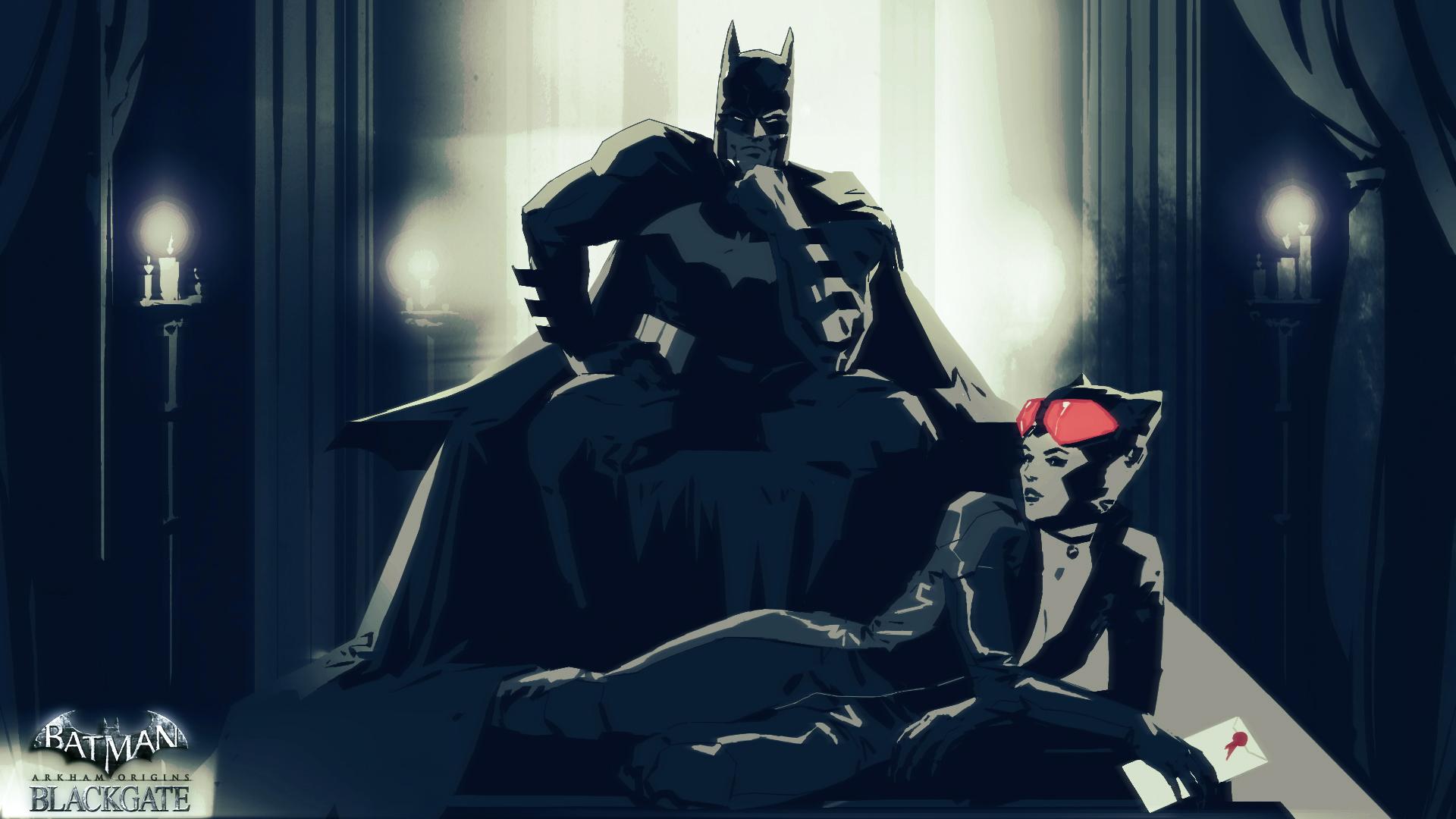 Batman-Arkham-Origins-Blackgate-wallpapers-feature-pensive-Batman-sexy-Catwoman-1