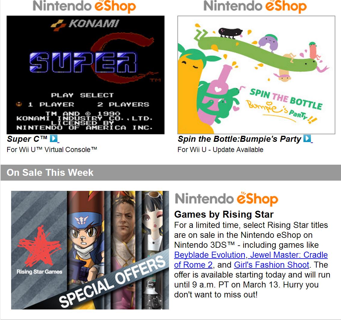 Nintendo Download – February 13, 2014