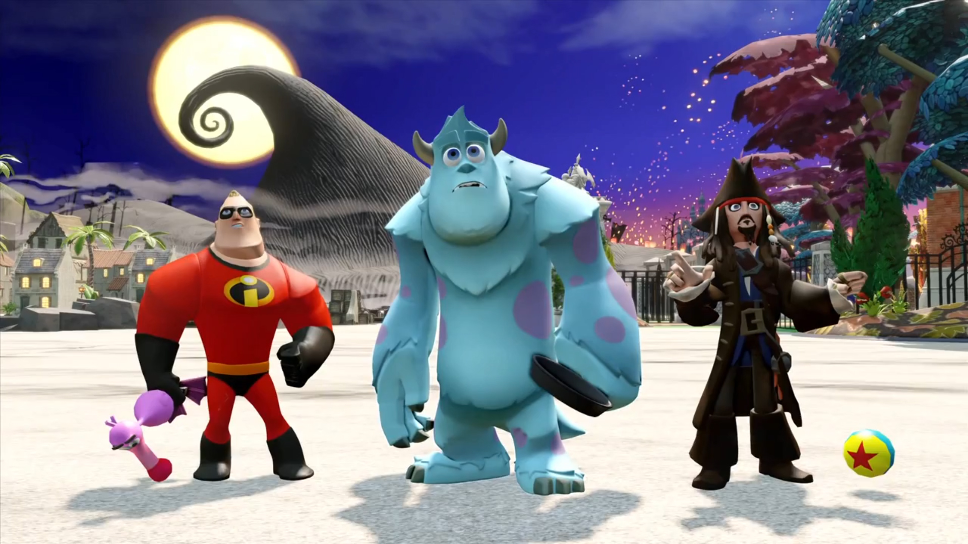 Disney Infinity to include Star Wars and Marvel characters?
