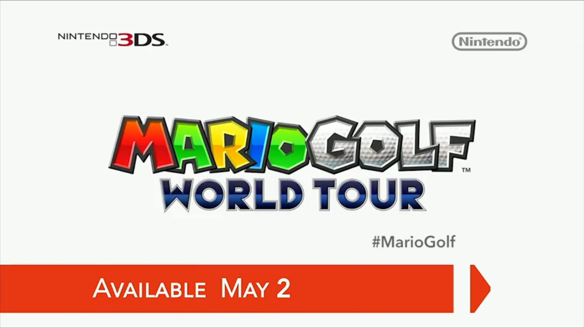 Mario Golf World Tour coming May 2nd – Castle Club details discussed
