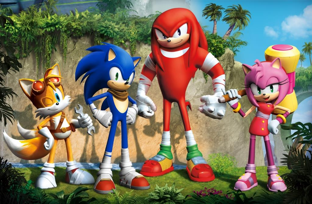 Wii U/3DS Exclusive Game Sonic Boom Announced With Trailer & Screens