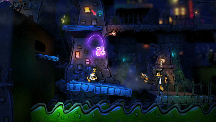 Stick It To The Man Coming To Wii U This Spring - Pure Nintendo