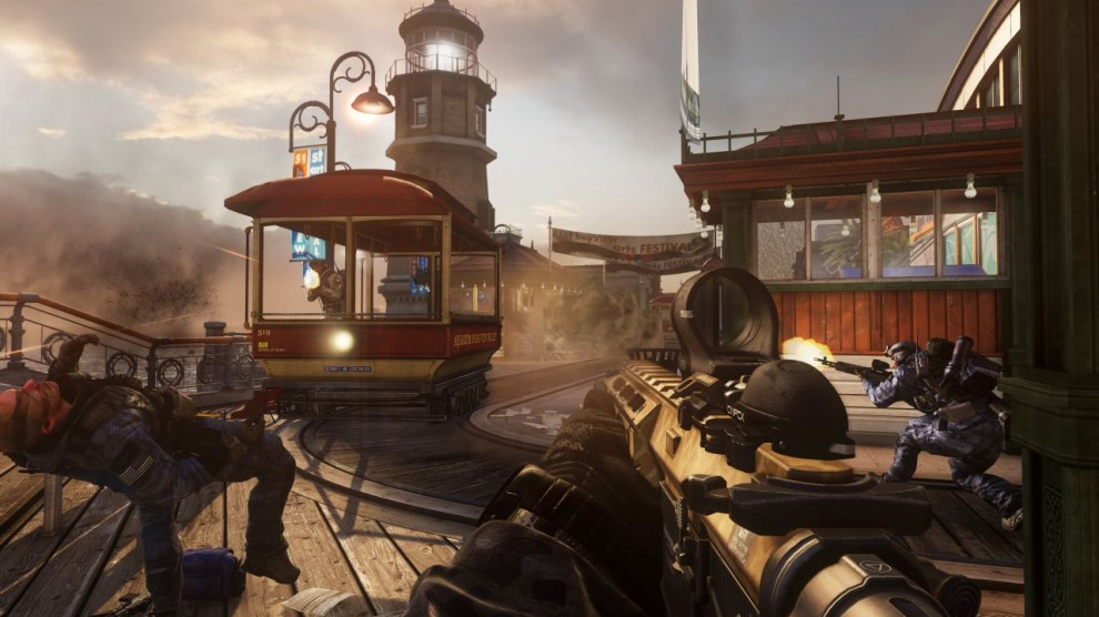 Call of Duty: Ghosts Onslaught DLC skipping WII U?
