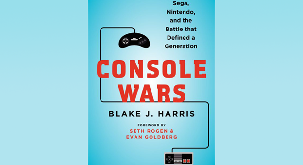 Console Wars: Nintendo Vs Sega Book and Film in the Works
