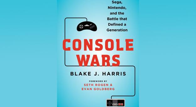 Console Wars: Nintendo Vs Sega Book and Film in the Works