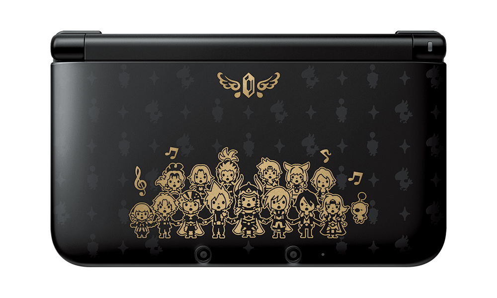 Theatrhythm Final Fantasy: Curtain Call 3DS XL revealed