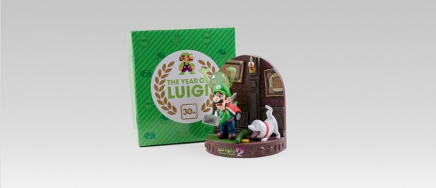 Australian Club Nintendo Offers Luigi's Mansion 2 Diorama