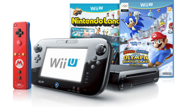Nintendo UK Offering Mario and Sonic Winter Olympics Wii U Bundle