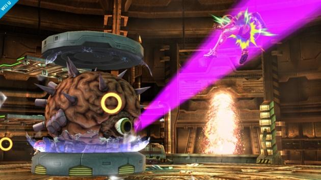 Super Smash Brothers Mother assist trophy
