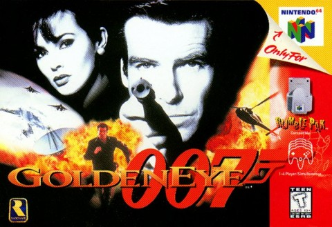 Retro Review: Goldeneye (N64)