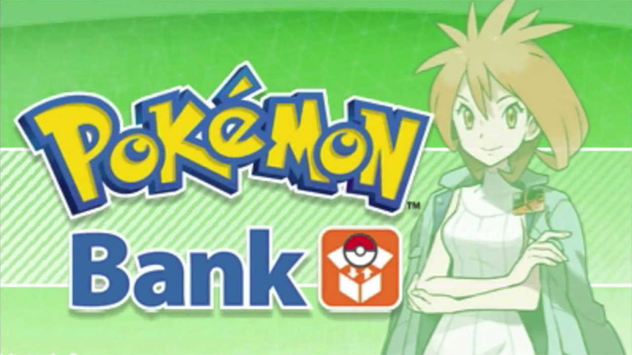 Pokemon Bank subscribers are to receive free Pokemon