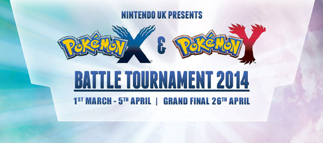 UK Pokémon X and Pokémon Y Battle Tournament