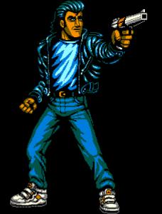 retro avatar