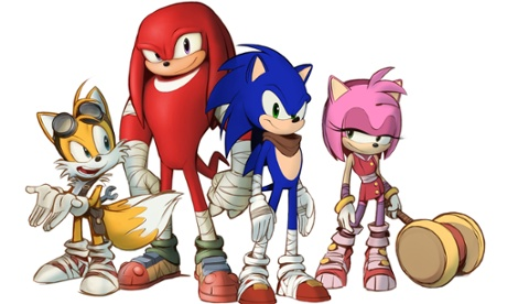Sonic Boom studio sheds more light on Wii U/3DS games