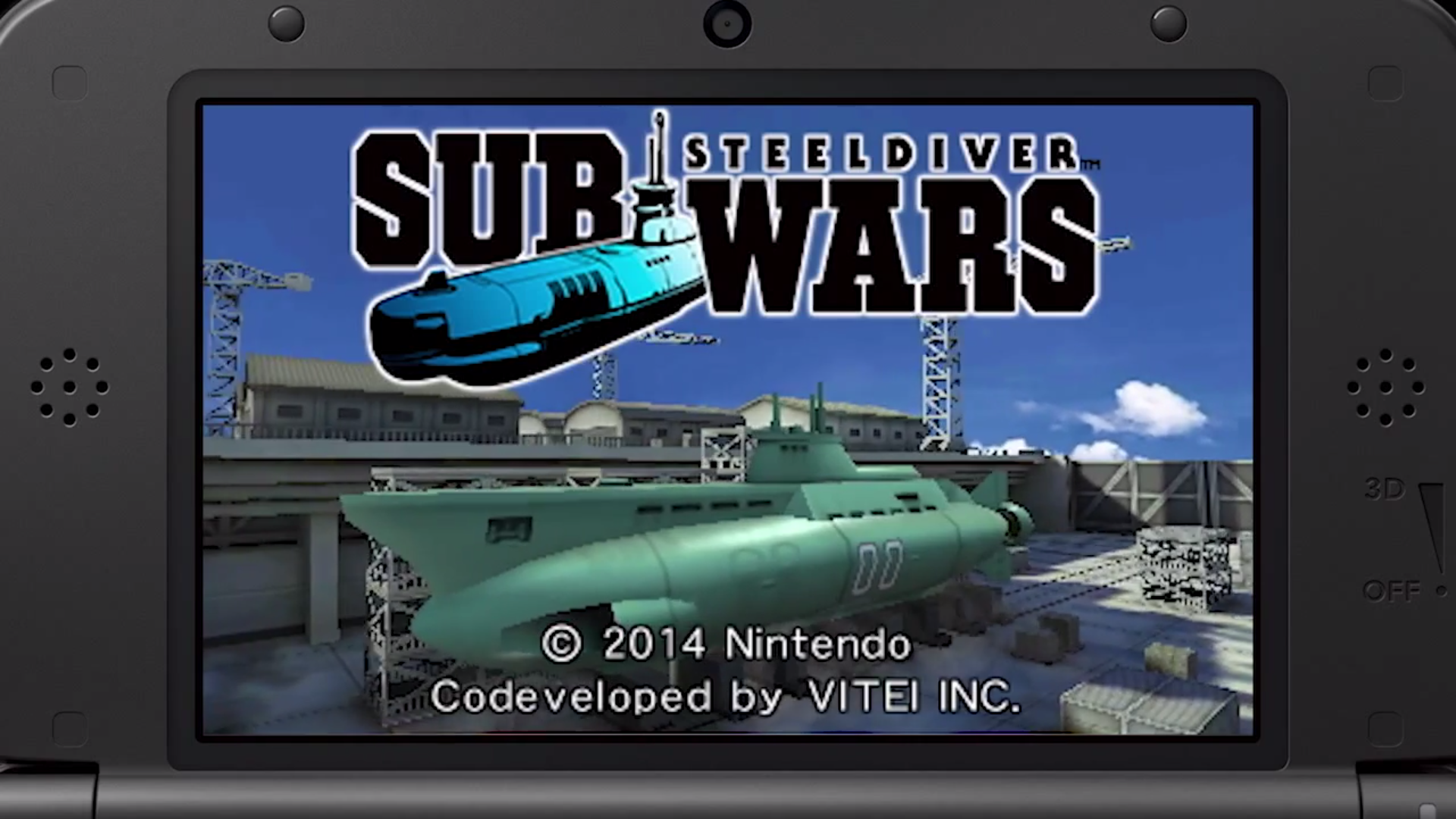 Steel Diver: Sub Wars Version 3.0 Expected this August
