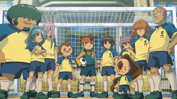 PN Review: Inazuma Eleven