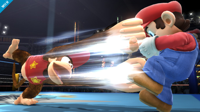 Super Smash Bros. Update (2/21/14) – Diddy Kong returns