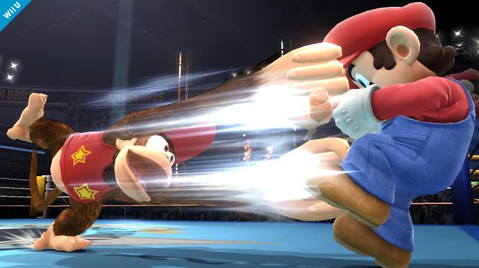 Super Smash Bros. Update (2/21/14) – Diddy Kong returns