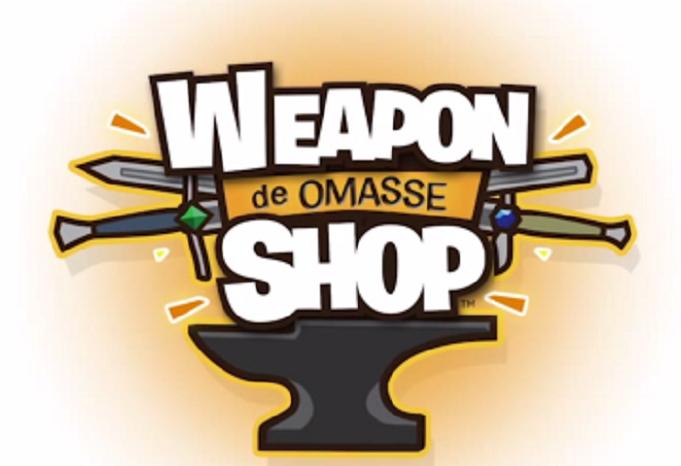weapon shop title