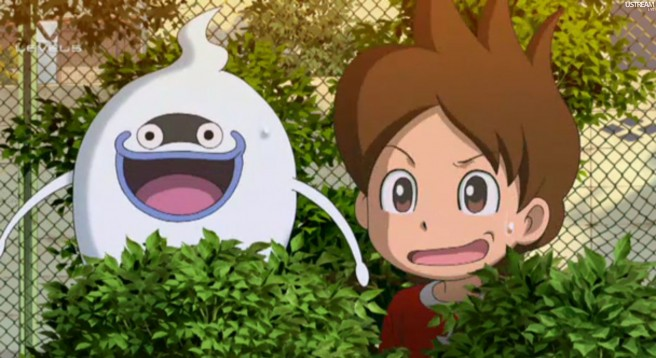 Level-5 Considering Western Release of RPG Yokai Watch for 3DS?