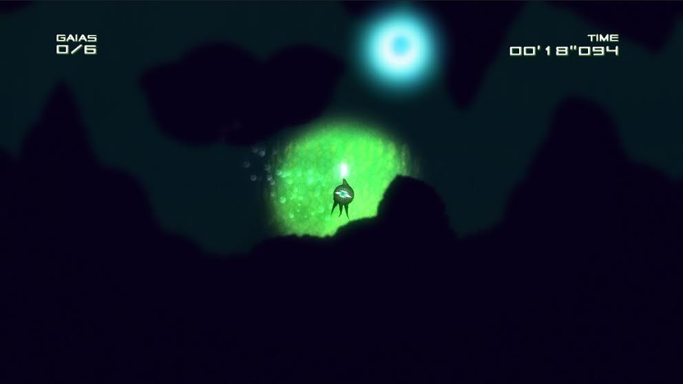 EnjoyUp Games announces Abyss on Nintendo WiiU and 6 screenshots