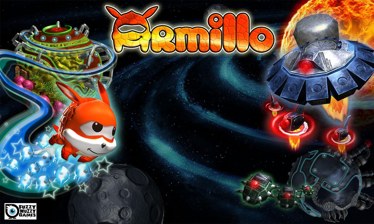 PN Review: Armillo (Wii U eShop)