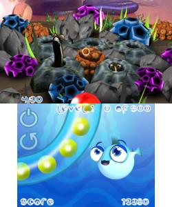 Bubble Pop World Mini Game