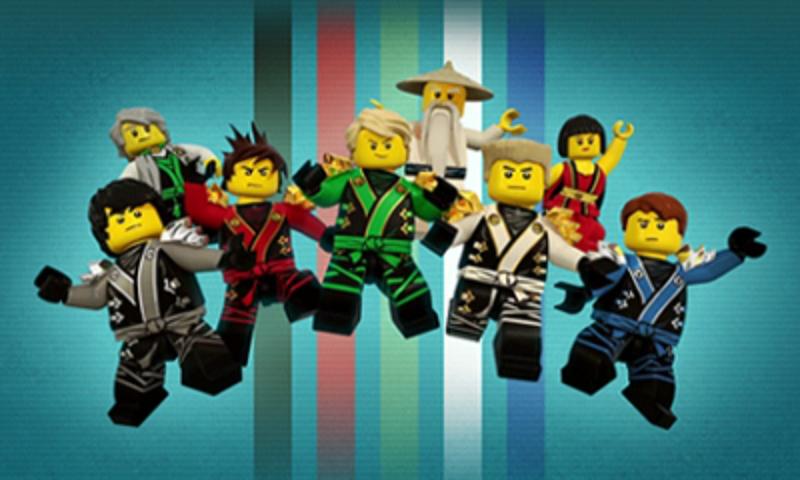 LEGO Ninjago: Nindroids 3DS Trailer