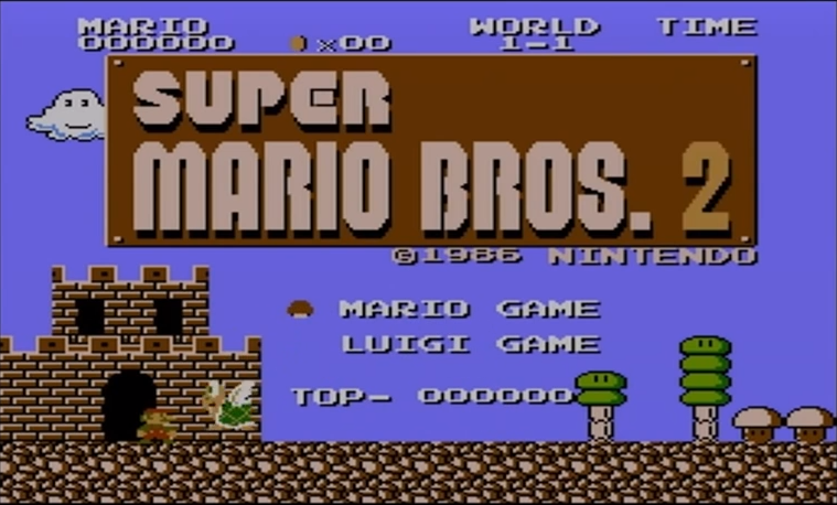 Pn Retro Review Super Mario Bros The Lost Levels Pure Nintendo