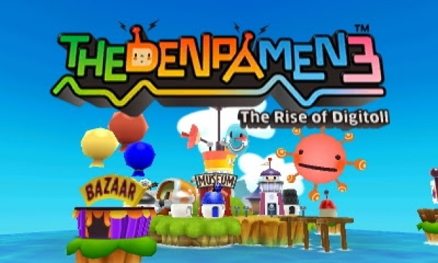 The Denpa Men 3: The Rise of Digitoll Coming to the West This Summer
