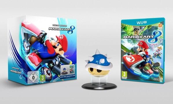 Mario Kart 8 Limited Edition Announced for Europe