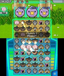 pokemon battle trozei - multiple enemies