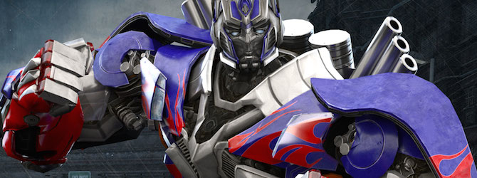 G1 Optimus Prime Returns in Transformers: Rise of the Dark Spark