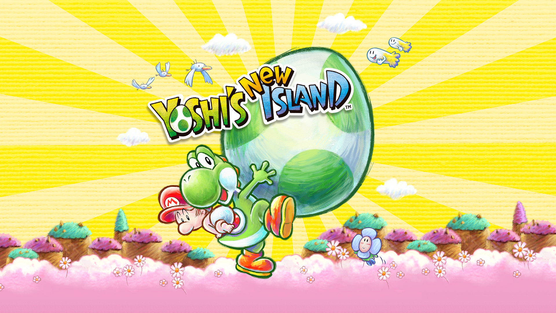 PN Review: Yoshi's New Island