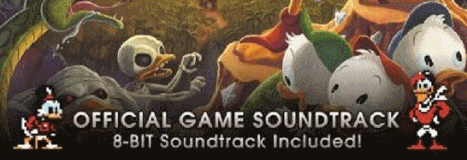 DuckTales Remastered soundtrack releasing at month's end
