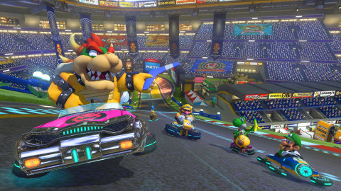 Mario Kart 8 - alternate