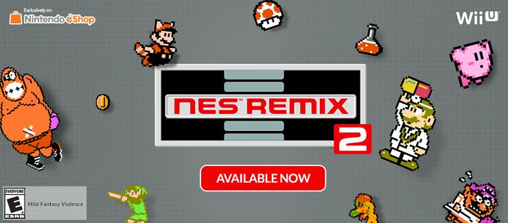 PN Review: NES Remix 2