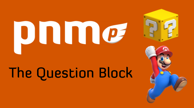 PNM Announces New Magazine Feature Called 'The Question Block'
