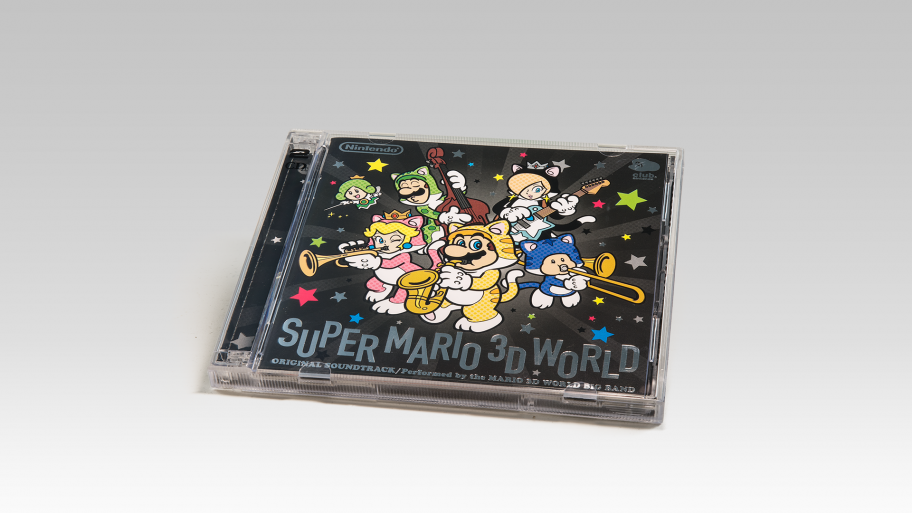 Super Mario 3D World Soundtrack