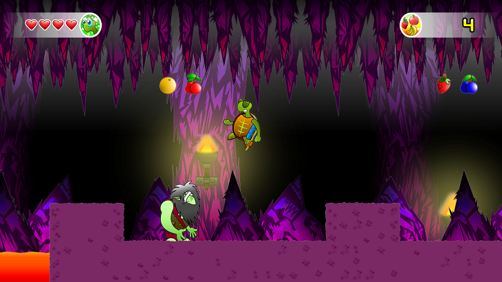 Release information for Turtle Tale