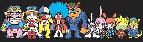 Wario Ware Inc.: Mega Microgame$ cast