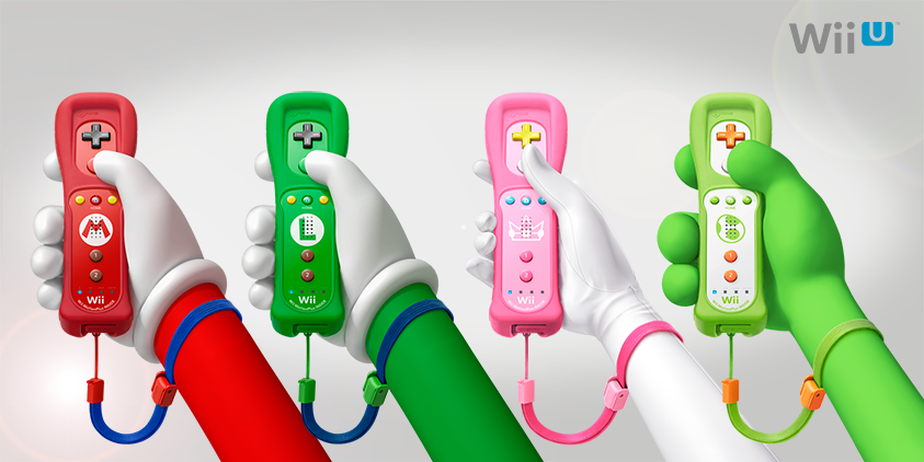 New Yoshi Wii Remote Plus Will Release May 30th In Europe