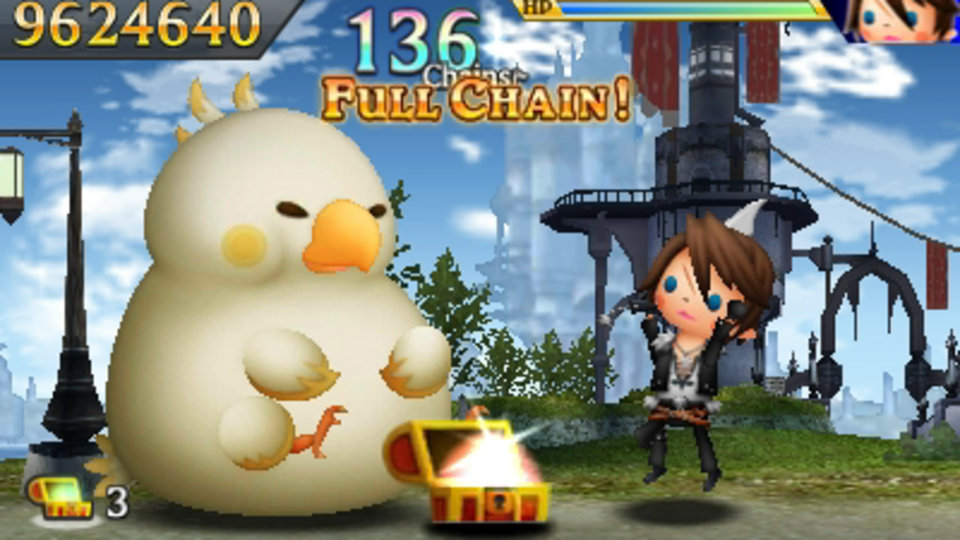 Theatrhythm Final Fantasy: Curtain Call Western Release Announced