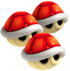 Mario Kart - Three Red Shells