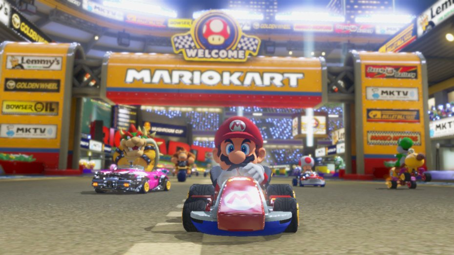 Nintendo hints at new Mario Kart 8 DLC