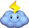 Mario Kart - Thundercloud