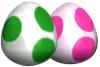 Mario Kart - Yoshi and Birdo Eggs