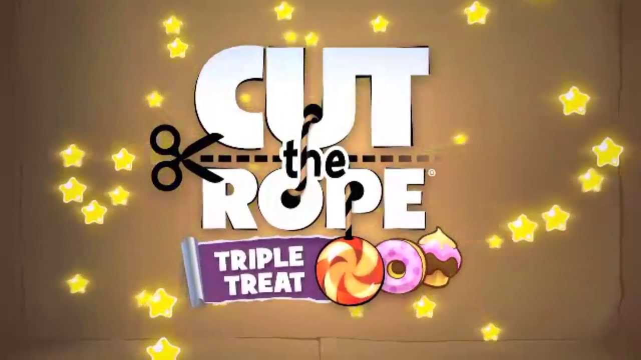 Review – Cut the Rope: Triple Treat
